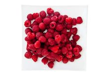 Free Raspberries Royalty Free Stock Image - 16244266
