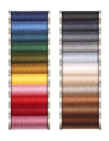 Color Threads Stock Images