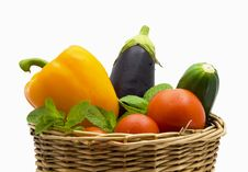 Free Bright Vegetables Stock Images - 16244654