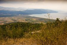 Free View From The Gokova Pass On A Gokova Gulf Royalty Free Stock Image - 16244826