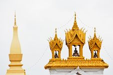 Free Gold Architecture Buddha Pagoda Stock Photo - 16245320