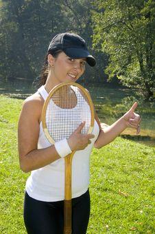 Free Tennis Royalty Free Stock Photos - 16245808