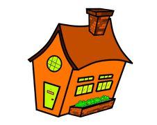 Free House Royalty Free Stock Photos - 16246088