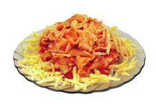 Free Spaghetti Bologna Stock Images - 16247364