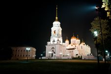 Free Assumption Cathedral In Vladimir Stock Photos - 16248163
