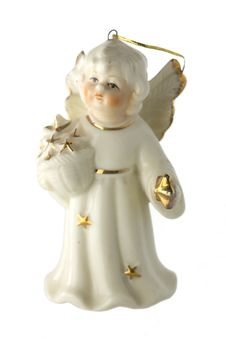 Free Christmas Angel Royalty Free Stock Images - 16248449