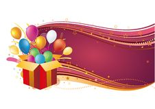 Free Vector Illustration Of Holiday Celebration Royalty Free Stock Photography - 16249137