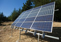 Free Solar Panel In The Hills Stock Photo - 16251310