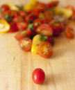 Free One Tomato, Ready To Join The Team Royalty Free Stock Image - 16253236