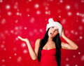 Free Girl Surprised With Snow Royalty Free Stock Images - 16254939