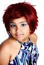 Free Glamor Child Stock Image - 16258001