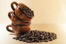 Free Coffee Beans Stock Photography - 16252272