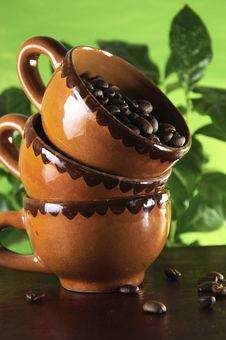 Free Coffee Beans Royalty Free Stock Image - 16252586