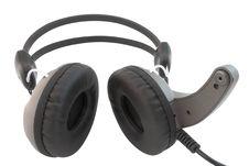 Free Headphones Royalty Free Stock Photo - 16252835