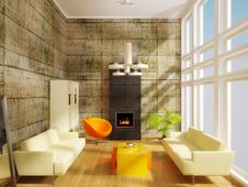Free Room Stock Photo - 16253450