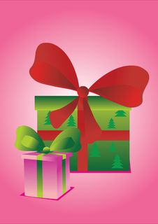 Free Gift Stock Images - 16253834