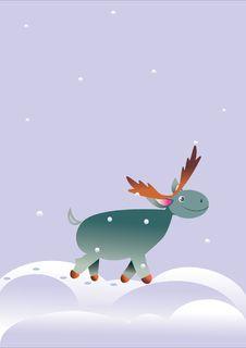 Free Deer Stock Image - 16253871