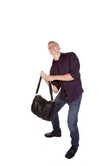 Free Heavy Bag Royalty Free Stock Photography - 16254257