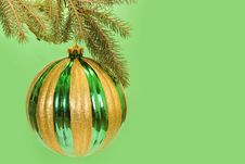 Free Christmas Decoration Royalty Free Stock Photos - 16254478