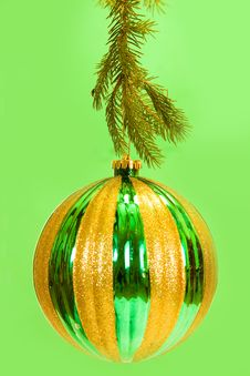 Free Christmas Card Ornament Stock Photos - 16254563