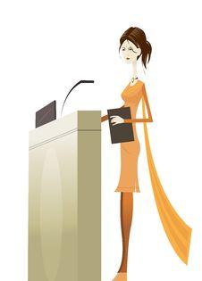 Free Business Presentation Royalty Free Stock Image - 16254756