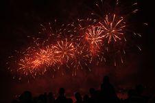 Free Celebratory Fireworks Stock Images - 16255014