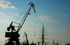 Free Crane Stock Image - 16255661