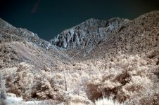 Free Infrared Mountains Stock Images - 16256754