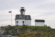 Free Rose Island Lighthouse Royalty Free Stock Images - 16257049