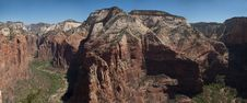 Free Angel S Landing, Zion Royalty Free Stock Photo - 16257665