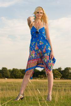 Free Sexy Woman Royalty Free Stock Photo - 16258865