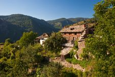 Free Kovachevitsa Landscape Royalty Free Stock Images - 16259599
