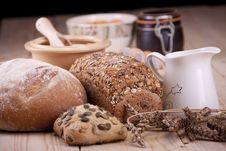 Free Tasty Breakfast! Royalty Free Stock Image - 16259746