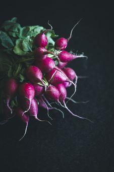 Free Fresh Bio Garden Radish Royalty Free Stock Photos - 162501928
