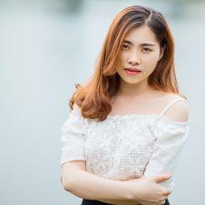 Free Vietnamese-beautiful-girls Royalty Free Stock Photography - 162502077