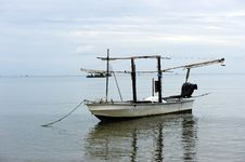 Free The Fishing Boat Royalty Free Stock Photos - 16261608