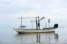 Free The Fishing Boat Royalty Free Stock Images - 16261629