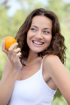 Free Healthy Food Royalty Free Stock Photo - 16261735