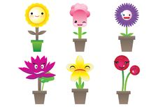 Free Floral Expressions Royalty Free Stock Photography - 16262797