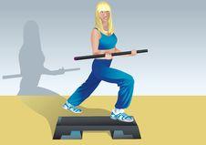 Free Fitness Stock Image - 16263701