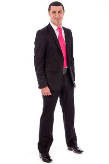 Free Business Man Fully Dressed And Ready To Office Royalty Free Stock Image - 16264166
