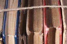Free Antiquarian Books Stock Image - 16264801
