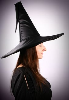 Free Witch Stock Image - 16264871