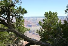 Free Grand Canyon South Rim Royalty Free Stock Photos - 16265258