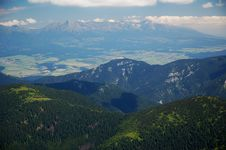 Free The High Tatras - Slovakia Stock Photography - 16265562