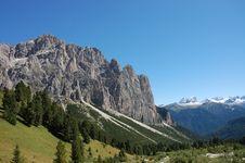 Free Italian Dolomites. Royalty Free Stock Photos - 16265868
