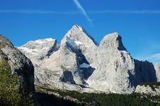 Free Dolomite Mountains, Italian Apls. Royalty Free Stock Image - 16265906
