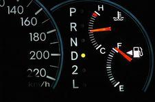 Free Speedometer Royalty Free Stock Photos - 16266118