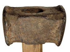 Free Sledge Hammer Stock Photos - 16266693