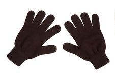 Free Pair Of Gloves Stock Image - 16269561